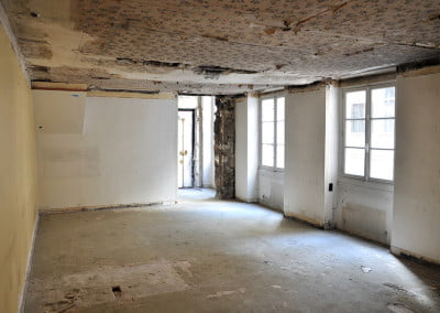 Travaux De R Novation D 39 Un Appartement De 55 M2 Paris