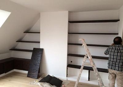 Rénovation d'un appartement F3, Paris 2e
