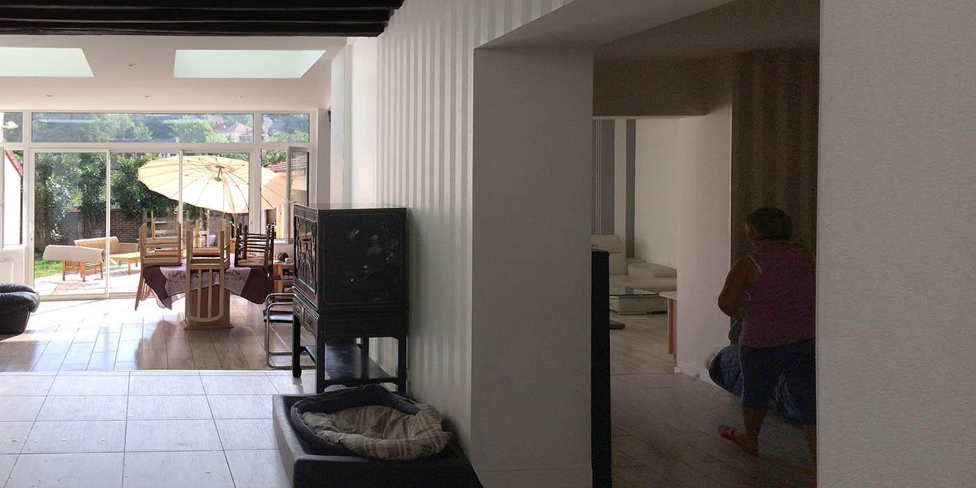 architecte rnovation maison ancienne cool dune porte dentre maison ancienne en rnovation. Black Bedroom Furniture Sets. Home Design Ideas