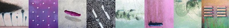 Décoration toiles peintures contemporaines