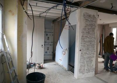 Travaux de rénovation Ezanville