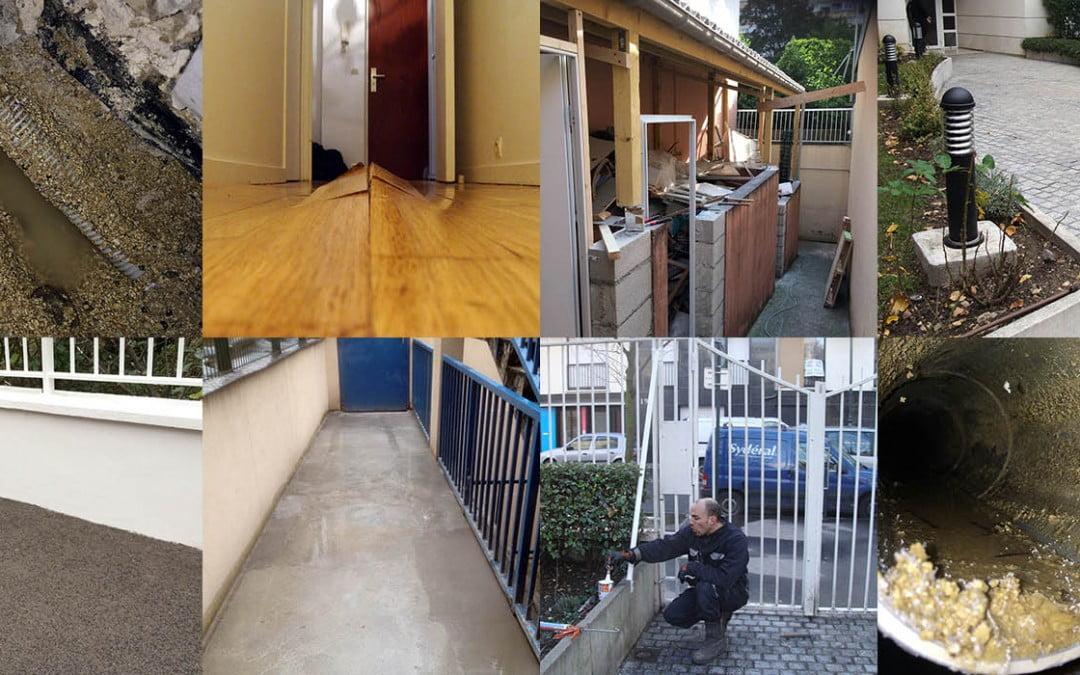 Petits travaux de rénovation et d'aménagement