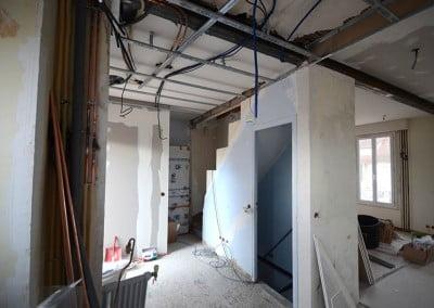 Rénovation maison Ezanville