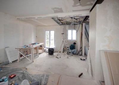 Rénovation de maison Ezanville
