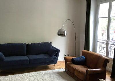 Rénovation d'un appartement à Paris 11e