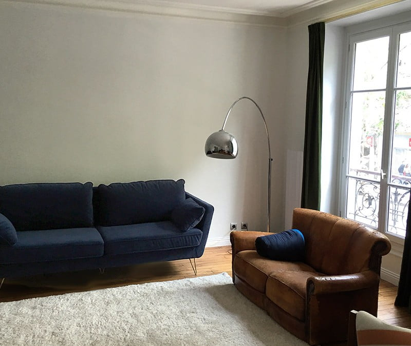 Rénovation d'un appartement à Paris 11e
