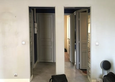Appartement avant
