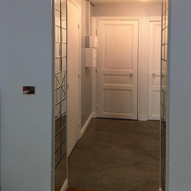 R Novation D 39 Un Appartement Paris 11e Drop: travaux peinture