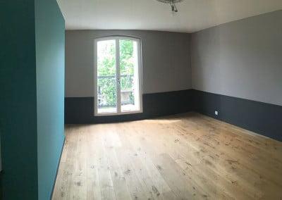 Travaux d'isolation et de rénovation d'un appartement à Paris 10e