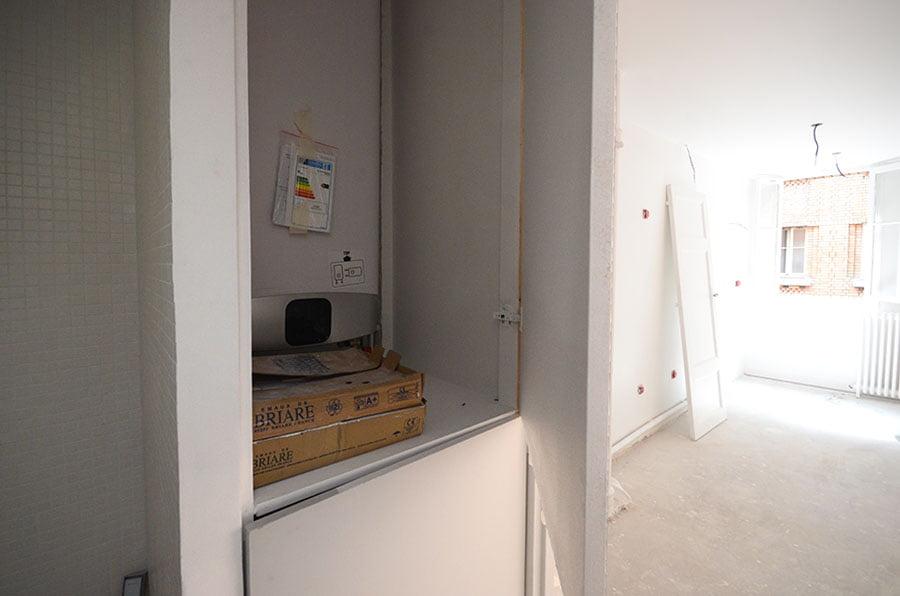 aménagement appartement eau