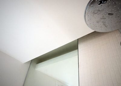 Plafond éclairage indirect