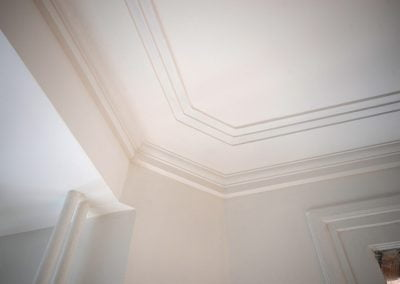 Rénovation du plafond