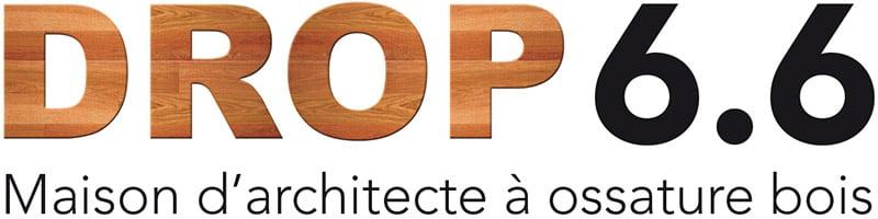 Maison  Ossature Bois Modulable Modle Drop