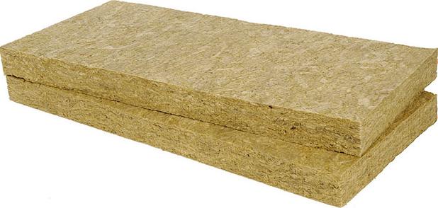 Isolation en laine de Roche basalt Rockwool