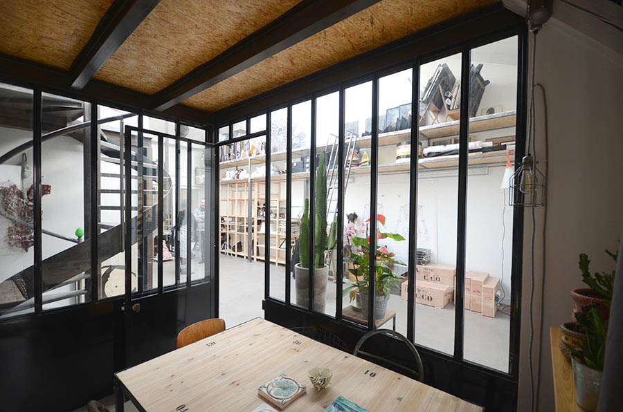 Travaux de rénovation à Montreuil