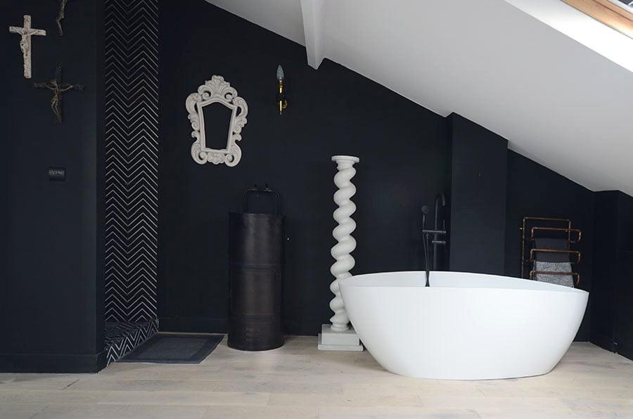 Aménagement d'une salle de bain à Montreuil