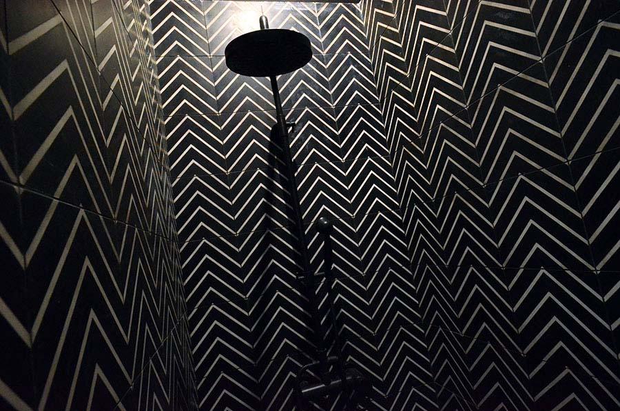 Travaux d'aménagement d'une douche à Montreuil