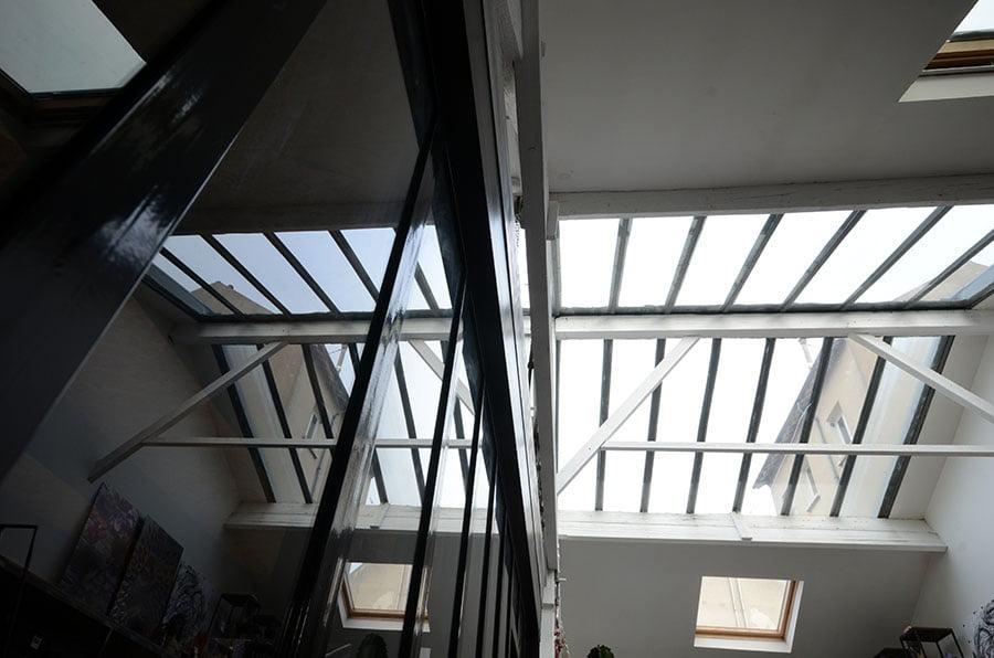 Travaux d'aménagement d'un appartement en région parisienne