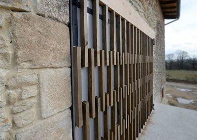 Architecture en bois