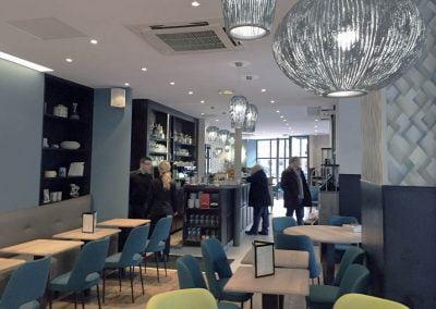 Rénovation du restaurant Le Hameau, Paris