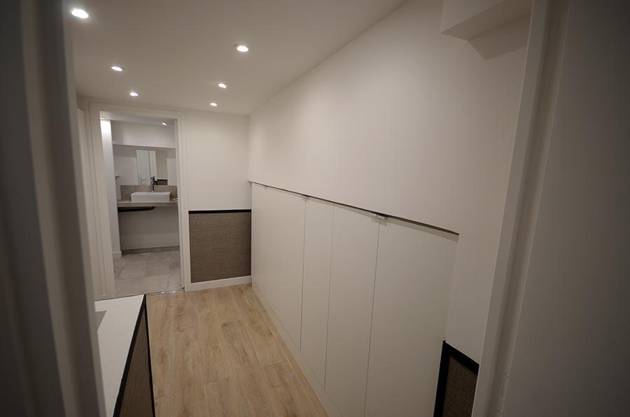 Aménagement d'un loft à Paris