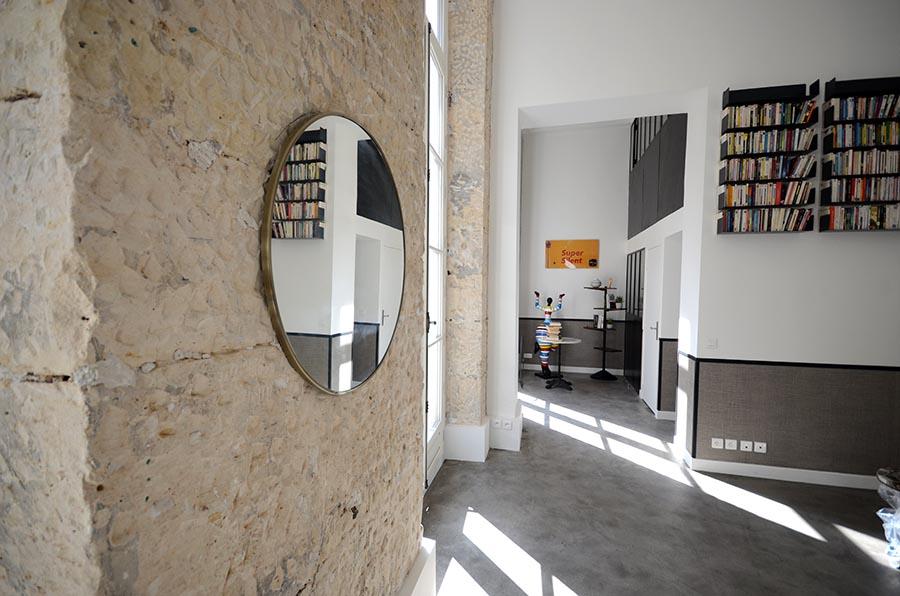 Décoration de trois appartement à Paris