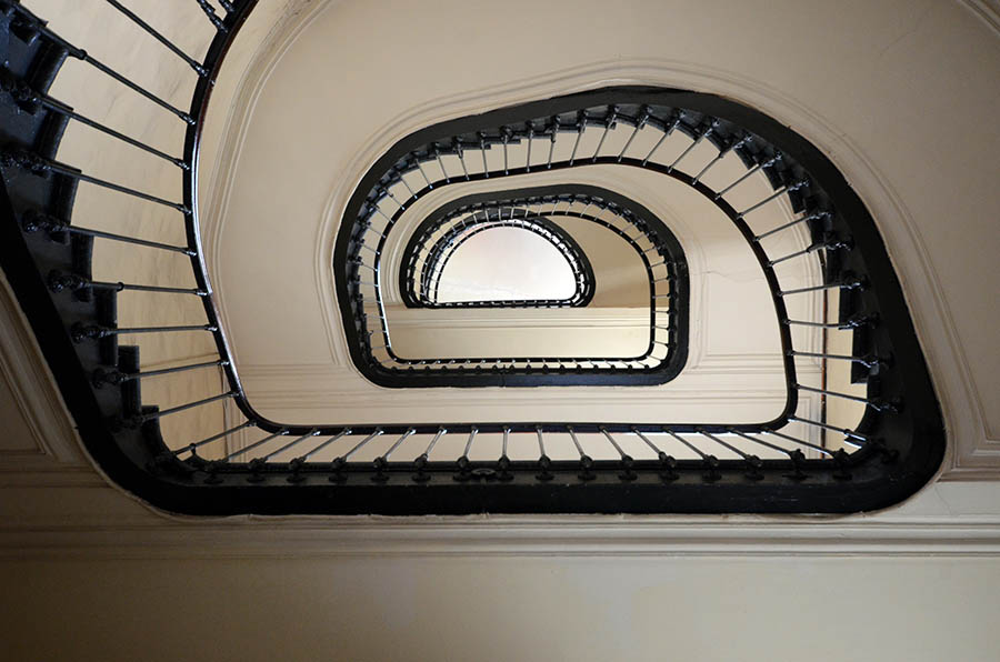 Travaux d'aménagement pour la création de 3 appartement à Paris