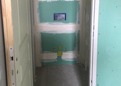 Rénovation appartement sous combles