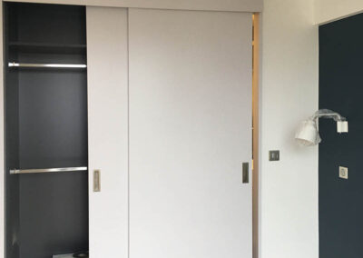 Aménagement d'un appartement à Paris