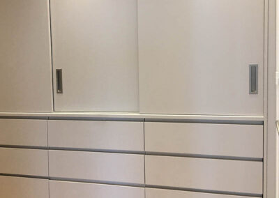 Rangements dans couloir