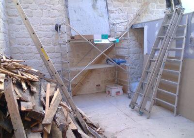 Rénovation de loft à paris