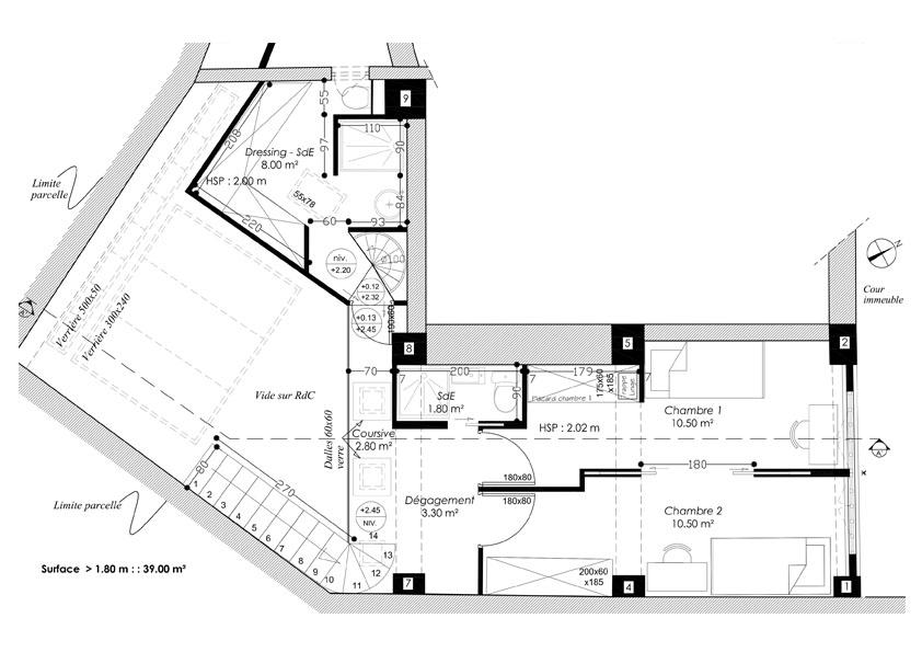 Projet architecte RedCat Catherine Redel
