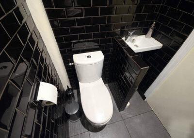 Rénovation des wc de restaurant à Paris