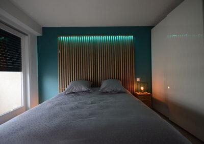 Travaux d'éclairage d'appartement à Paris
