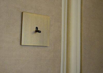 Changement des plaques de commande électrique
