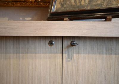 Création de mobilier en bois