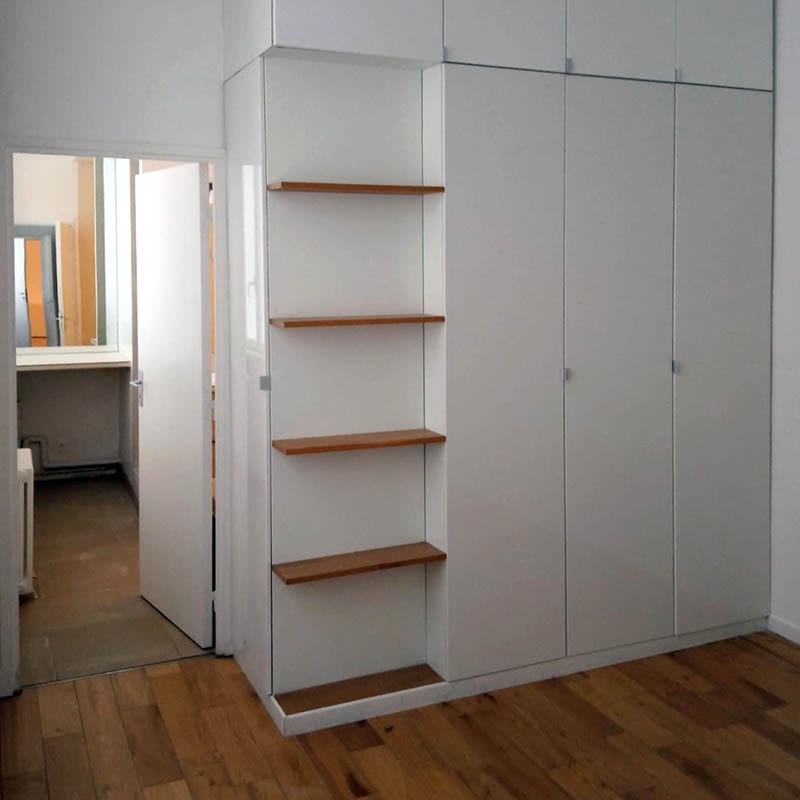 Travaux de remise en état d'un appartement entre deux locataires